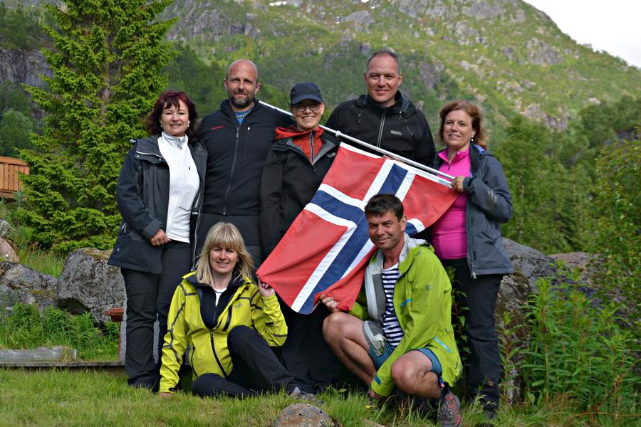 Specialisté na Norsko