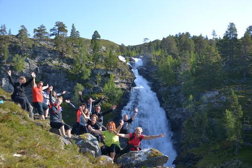 zájezdy pro firmy Norsko